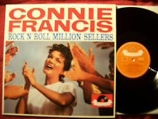 Connie Francis - Rock n´ Roll Million Sellers       Top Polydor LP