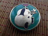 Vintage Pin Badge Soviet cartoon Winnie the Pooh,USSR