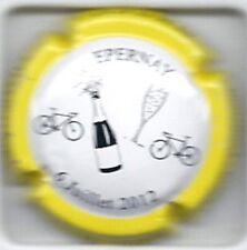 Capsule de champagne TISSIER Bernard N° 11 Tour de France 2012
