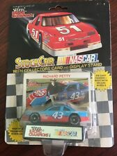 Nascar Racing Champion Stock Car #43 Richard Petty 1:64 Die-Cast Oil Treatment