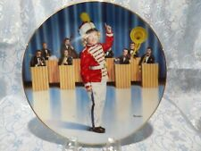 """J - Shirley Temple """"Poor Little Rich Girl"""" Collectors Plate"""