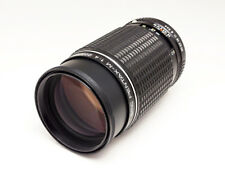 Clear! [Excellent] SMC PENTAX-M 200mm F/4 Manual Focus Lens K-Mount JAPAN USED