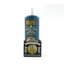Reuzel - Astringent Foam Mousse Astringente 200 ml + Shave Cream Piccola Omaggio