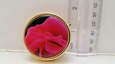 Rose pillbox pill case PILL box holder flower love pretty DIY botanical