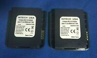 10(2x5) Batteries(Japan Li4.8Ah)For INTERMEC/Honeywell#318-039-001...CN50/CN51