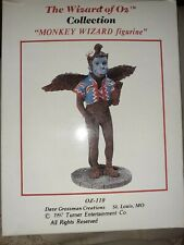 "Wizard of Oz Collection ""Winged Monkey"", Dave Grossman, Nib"