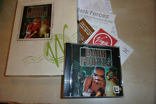 IBM PC & COMPATIBLES CD-ROM STAR WARS GAME DARK FORCES BIG BOX DOS 5 &> COMPLETE