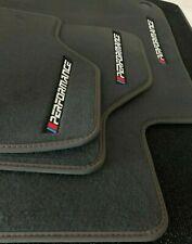 Alfombras tapices de bmw 3 e30 sedán Touring gamuza gris 9x bmw dehverschluß