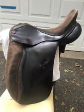 Albion Legend 5000 Dressage Saddle 17.5 Mn