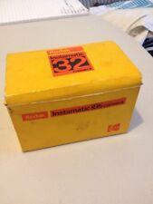 Cámara Kodak Instamatic 32-fotografía-en Caja