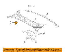JAGUAR OEM 09-15 XF-Cowl Grille Clip XR87508010