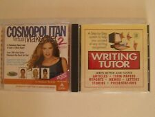 Writing Tutor Software CD Write Better Faster Cosmopolitan Virtual Hair Makeover