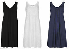 Marks and Spencer Viscose Sleeveless Dresses for Women