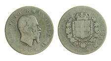 Coins: Ancient 1863 Guerra Civile Token Bandiere E Cannoncini Interamente Originale Au