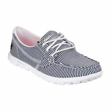 Skechers Canvas Casual Flats for Women