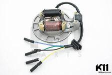 Lichtmaschine Magneto Stator 2 Coil 4T Quad 70 90 110 125cc ATV Cross Bike NITRO