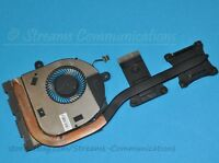 Hp Envy X360 M6-w102dx CPU Cooling Fan + Heatsink Thermal Module 807524-001