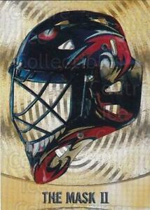 2002-03 Between the Pipes The Mask II Gold #6 Kevin Weekes