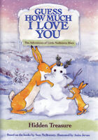 GUESS HOW MUCH I LOVE YOU - HIDDEN TREASURE (DVD)