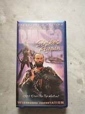 """""""DJANGO Strikes Again"""" 1999 Collector's Edition Widescreen VHS Video Tape"""