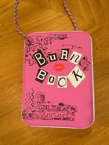 Spectrum Mean Girls Burn Book Makeup Brush holder Collab Brush Set PR Gift Box