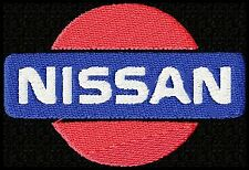 NISSAN  EMBROIDERED PATCH