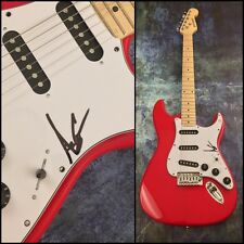 GFA Fresh Eyes * ANDY GRAMMER * Signed Autographed Electric Guitar AD2 COA