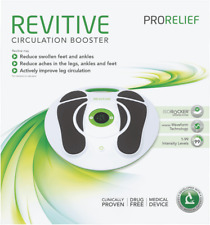 Revitive ADVANCED Circulation Booster with IsoRocker and EMS 99 Intensity levels