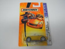 Matchbox MBX Metal Porsche 911 Carrera Cabriolet #10