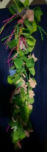 Sugar Glider Toy no sew exercise fleece Fun mice beds green leaves pink fish duc