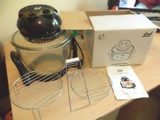 shef Halogen Convection Oven Cooker portable Air Fryer healthy cooking caravan