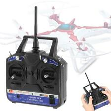 2.4G FS-CT6B 6CH Radio Model RC Transmitter Receiver Heli/Airplane Cool New LN