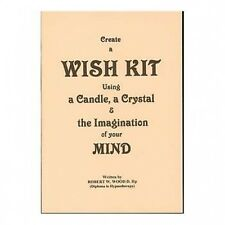 CREATE A WISH KIT BOOKLET - ROBERT.W.WOOD