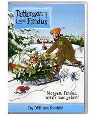 Pettersson und Findus - Morgen, Findus, wird's was geben (die DVD zum Kinofilm)