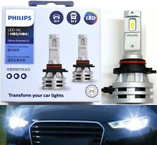 Philips Ultinon LED G2 6500K White 9006 HB4 Two Bulbs Fog Light Lamp Upgrade OE