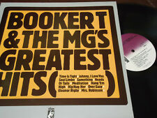 "BOOKER T & THE MG´S - Greatest Hits, LP 12"" ESPAGNE 1990"