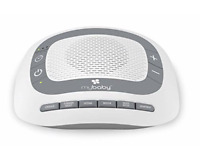 White Noise Machine for Babies   6 Soothing Lullabies for Newborns, Sound Therap