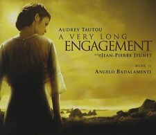 Angelo Badalamenti: A Very Long Engagement / Colonna Sonora, O.s.t. - CD