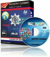 REPAIR ERRORS REGISTRY CLEANER PC TUNEUP -  SOFTWARE DVD