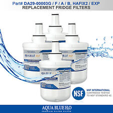 4X  Samsung  DA29-00003G DA29-00003F  Fridge Water Filter