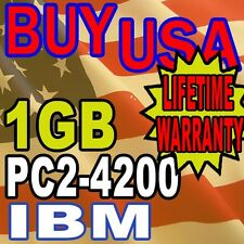 1GB IBM ThinkCentre A51p A52 A60 M52 M55 Memory Ram