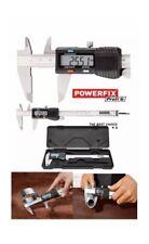 "150mm / 6"" Vernier Calliper Micrometer Digital Electronic LCD Display - POWERFIX"
