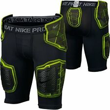 BN Designer Boys NIKE Pro Combat Compression Padded Football Girdle Size S