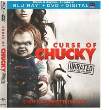 CURSE OF CHUCKY(Blu-ray Disc, 2013)
