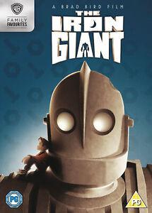 The Iron Giant  (DVD) Harry Connick Jr., Jennifer Aniston, Vin Diesel