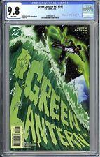"Green Lantern v3 #145 CGC 9.8 WP 2002 3798458019 1st App. ""Ion"" as Kyle Rayner"