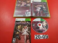 DeathSmiles [CIB Complete in Box] (Microsoft Xbox 360) Tested & Working
