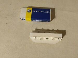 GE Lighting Interior - Instrument Panel Light Bulb Pack of 10 Part # 74