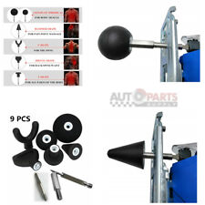 9pcs Percussion Massage Tip Bit For Jigsaw Massager Adapter Attachment Kit Set A