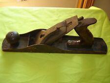 Rare Antique Vintage Stanley Bailey No. 5 Professional Wood Craftsman Plane